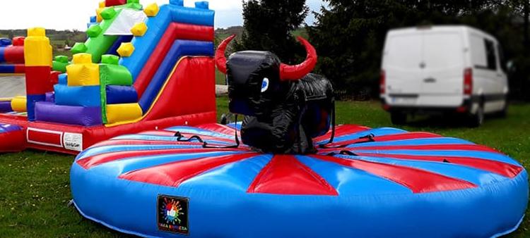 Dmuchany Byk – Rodeo Bull